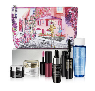 Shoppers Drug Mart Canada SDM Beauty Boutique Canadian GWP Gift with Purchase Offer Free Lancome May 2019 Spring Gift Set Deluxe Samples Canadian Freebies - Glossense