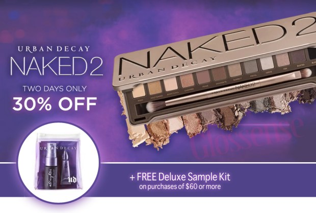 Urban Decay Cosmetics Canada Naked 2 Palette On Sale Canadian Deals Free Deluxe Sample Kit May 2019 - Glossense