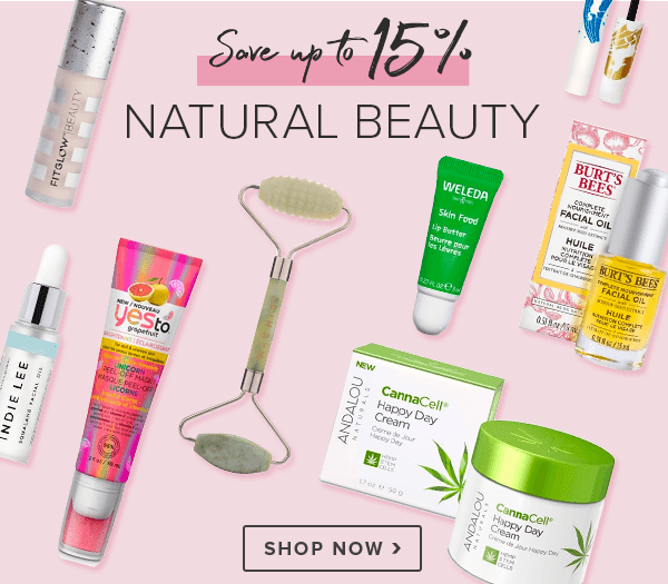 Well.ca Welldotca Well dot ca Wellca Well ca Canada Canadian Deals Sale Save on Natural Beauty Products May 2019 - Glossense