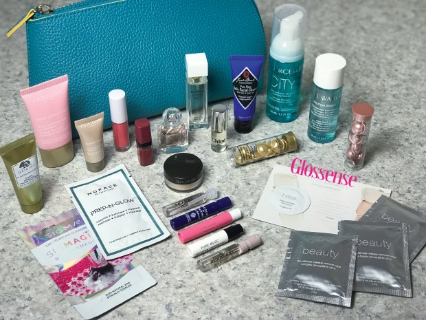 Hudson's Bay Canada HBC The Bay A Look Inside FREE Bay Beauty Week Gift with Purchase Friends and Family Promo Code Free Shipping Summer 2019 HOT Canadian Deals - Glossense