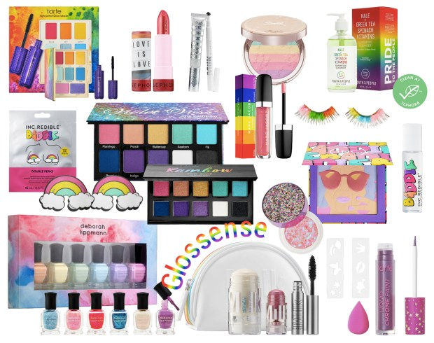 Sephora Canada Pride 2019 Canadian Pride Beauty Pride Month New Makeup Items Products Cosmetics LGBTQ - Glossense