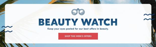 Shoppers Drug Mart Beauty Watch 2019 SDM Beauty Boutique Canada Canadian Beauty Offers Canadian Deals Sale PC Optimum Points Bonus Featured Products Summer Beauty June July 2019 - Glossense