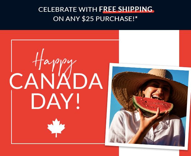 L'Occitane en Provence Canada Free Shipping for Canada Day Free Shipping with Purchase July 1 2019 Canadian Deals - Glossense