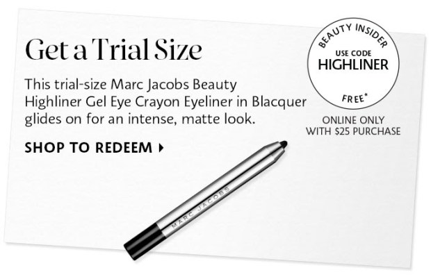 Marc Jacobs Canada – Glossense – Canadian beauty deals, sales