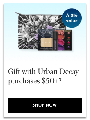 Shoppers Drug Mart Canada SDM Beauty Boutique Canadian GWP Gift with Purchase Offer Free Urban Decay UD Gift July 2019 Summer Gift Set Deluxe Samples Canadian Freebies - Glossense