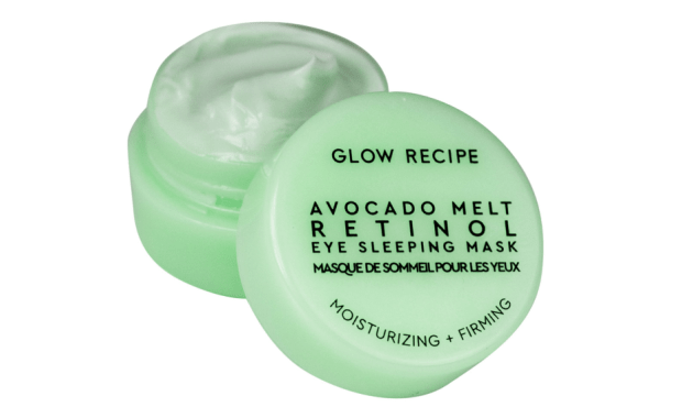 Sephora Canada Canadian Coupon Code Promo Codes Beauty Offer Free Glow Recipe Avocado Melt Retinol Eye Sleeping Mask Mini Deluxe Trial Sample GWP Gift with Purchase - Glossense