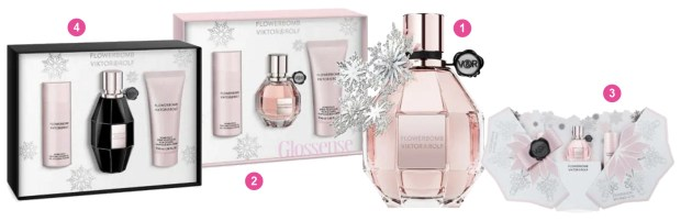 Hudson's Bay Canada HBC The Bay Viktor Rolf 2019 Canadian Holiday Christmas Products Items Gift Sets Canadian Deals Sneak Peek Spoilers Preview 2019 2020 First Look Beauty - Glossense