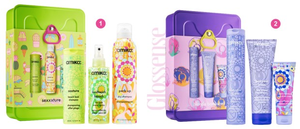 Sephora Canada Amika Hair 2019 Canadian Holiday Christmas Products Items Gift Sets Canadian Deals Sneak Peek Spoilers Preview 2019 2020 First Look Beauty - Glossense