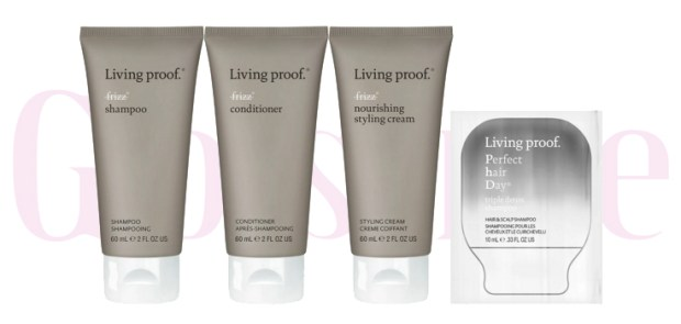 Sephora Canada Canadian Coupon Code Promo Codes Beauty Offer Free Living Proof No Frizz Haircare Mini Deluxe Trial Sample GWP Gift with Purchase - Glossense