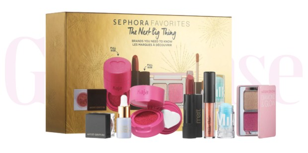 Sephora Canada Favorites Set Kit Canadian Favourites Favorite Favourites The Next Big Thing New Brands Collection Kit Set Beauty September 2019 - Glossense