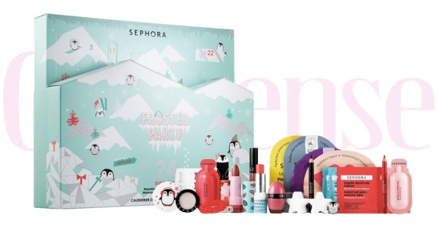 Christmas Beauty.Sephora Canada Sephora Collection Frosted Party 2019