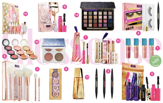 Sephora Canada Tarte Cosmetics 2019 Canadian Holiday Christmas Products Items Gift Sets Canadian Deals Sneak Peek Spoilers Preview 2019 2020 First Look Beauty Cosmetics Skincare Makeup - Glossense