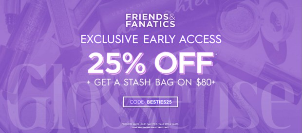 Urban Decay Canada Friends and Fanatics Family Event Canadian Deals Sale UD Beauty Junkie Early Access Promo Code Coupon Codes September 2019 - Glossense