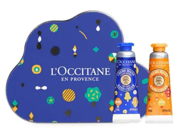 Hudson's Bay Canada The Bay HBC L'Occitane Beauty Treats Set Canadian Deals Deal Discount Free Canadian Shipping - Glossense