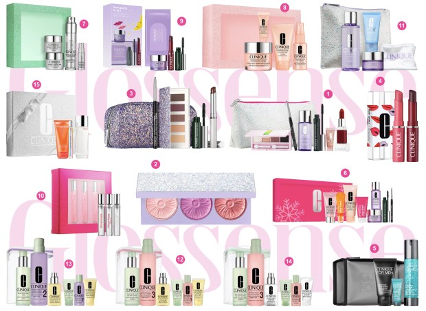 Sephora Canada 2019 Clinique Canadian Holiday Christmas Products Items Gift Sets Canadian Deals Sneak Peek Spoilers Preview 2019 2020 First Look Beauty - Glossense