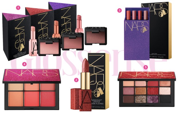 Sephora Canada 2019 Nars Makeup Canadian Holiday Christmas Products Items Gift Sets Canadian Deals Sneak Peek Spoilers Preview 2019 2020 First Look Beauty - Glossense