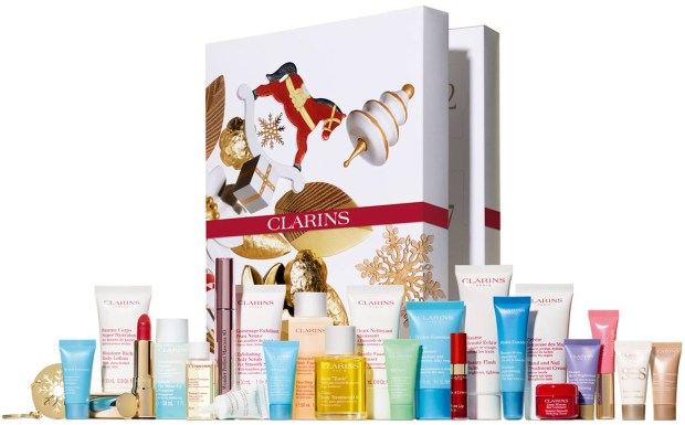 Clarins Canada 24 Days 24 Day 2019 2020 Canadian Holiday Christmas Beauty Advent Calendar Unboxing - Glossense