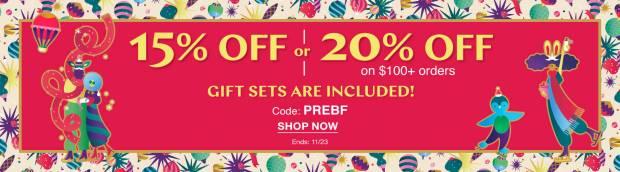 Kiehl's Canada Pre Black Friday 2019 Canadian Sale Deals Coupon Promo Code - Glossense