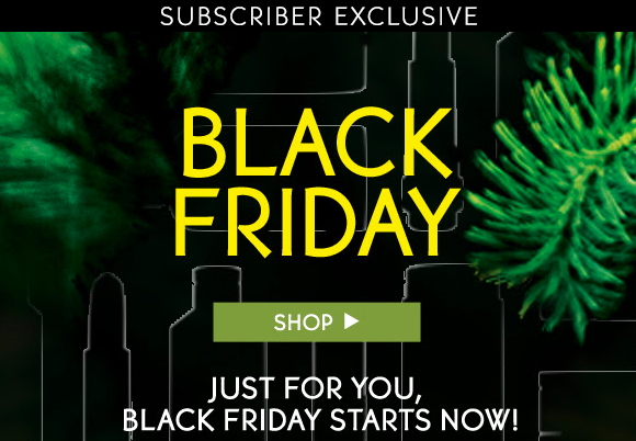Yves Rocher Canada 2019 Pre Black Friday Subscriber Exclusive Save 20 Off Any 59 Order Free Canadian Shipping - Glossense