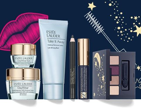 Estee Lauder Canada Free Protect Prevent Glow Gift - Glossense
