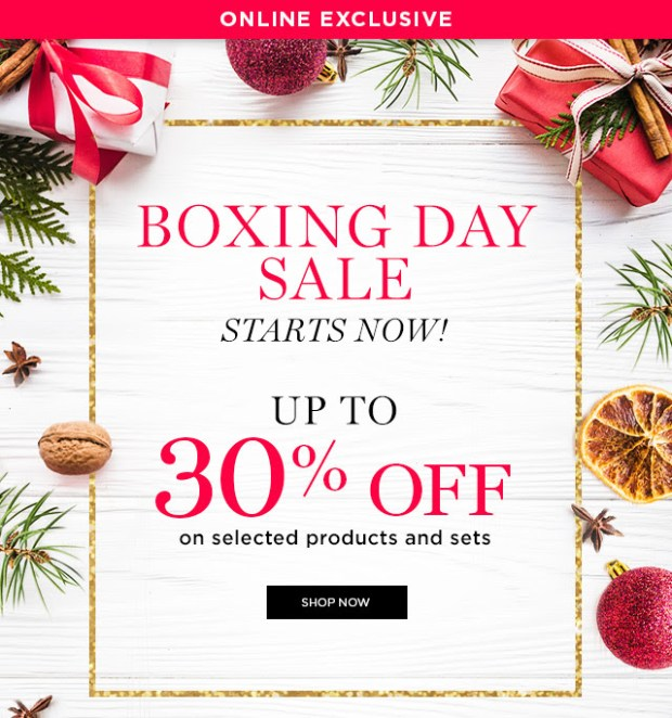 Lancome Canada 2019 Boxing Day Sale Canadian Boxing Week Deals Deal Sales Cosmetics Beauty 2020 - Glossense