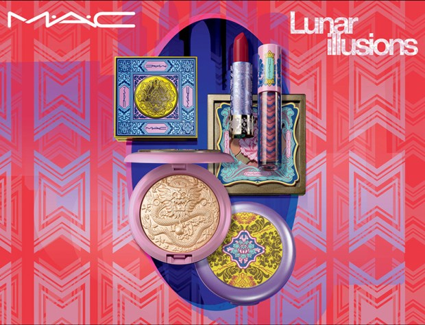 MAC Cosmetics Canada 2020 Lunar Illusions Chinese New Year Makeup Collection NOW Available Canadian New Releases - Glossense