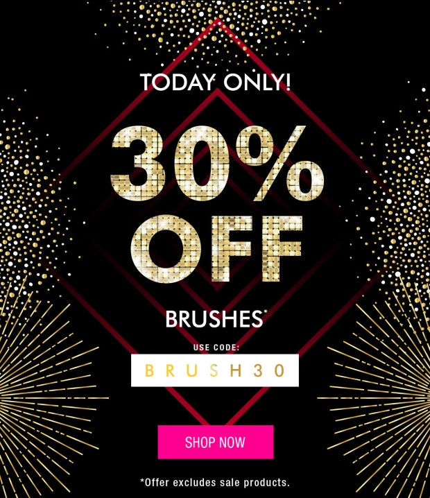 NYX Cosmetics Canada Save on Makeup Brushes Nyxmas 2019 Canadian Deals Sale Promo Code - Glossense