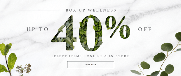 Saje Natural Wellness Canada 2019 Boxing Day Sale Up to 40 Off 30 Off All Diffusers Canadian Deals - Glossense