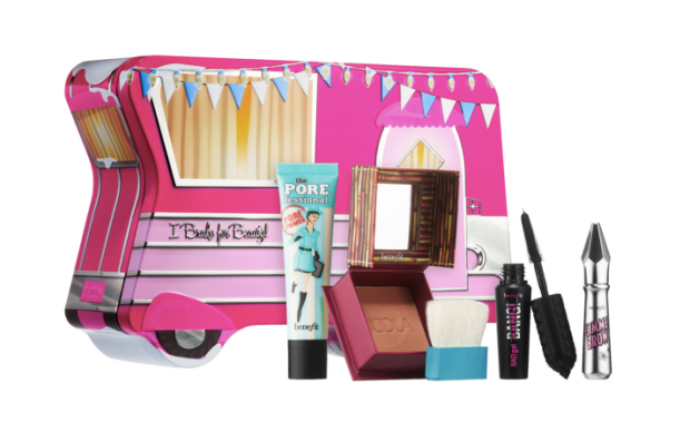 Sephora Canada Hot Cyber Deal 25 Percent Off Benefit Cosmetics I Brake for Beauty Camper Set 2019 HOT Canadian Deals Sale - Glossense
