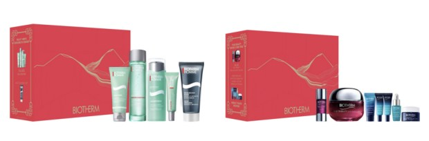 Shoppers Drug Mart Canada Beauty Boutique SDM Biotherm NEW Lunar New Year Skincare Sets for Her Him 2020 Chinese New Year Canadian New Releases - Glossense
