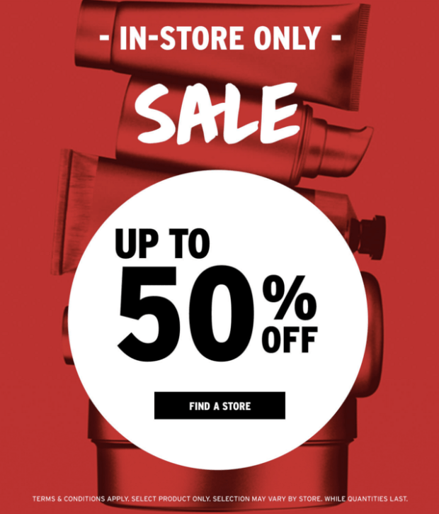 The Body Shop Canada 2019 In-Store Boxing Day Sale Canadian and Deals Now Up to 50 Off - Glossense