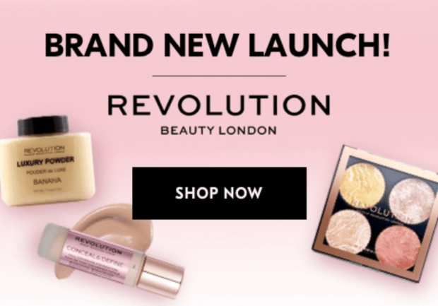 Beauty by Shoppers Drug Mart Canada Revolution Beauty Makeup Now Available New Canadian Brand Launch - Glossense