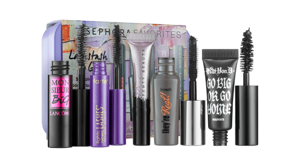 Sephora Canada New Favorites Set Lashstash to Go Sample 5 Minis Get your Fav Mascara in a FULL-SIZE 2020 Canadian Deals - Glossense