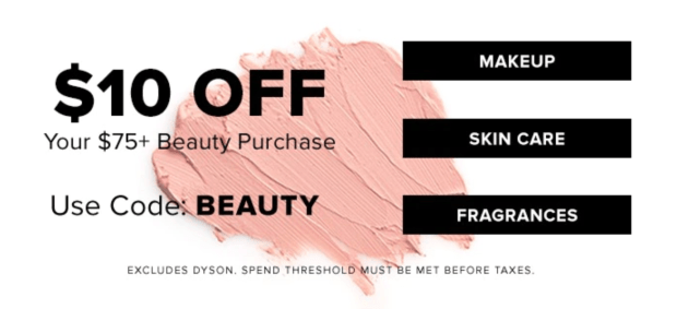 Hudson's Bay Canada HBC The Bay Valentine's Day 10 Off 75 Purchase Beauty Order Free Gifts Exclusive Offers More 2020 Canadian Deals - Glossense