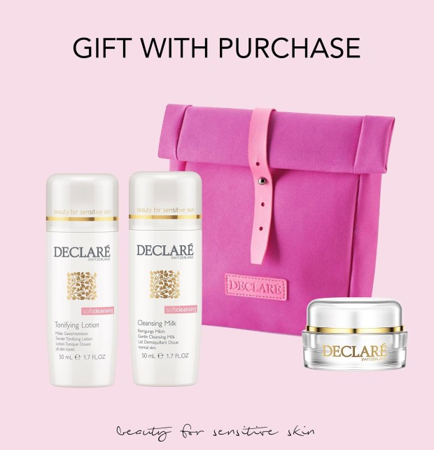 Shoppers Drug Mart Canada SDM Beauty Boutique Canadian GWP Gift with Purchase Offer Free Declare Gift February 2020 Gift Set Deluxe Samples Canadian Freebies - Glossense