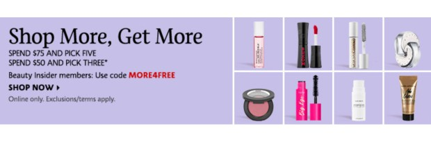 Sephora Canada Canadian Promo Code Coupon Codes Pick Choose 3 to 5 Mini Deluxe Trial Travel Samples Minis Beauty Offer GWP Spring Deal March 2020 - Glossense