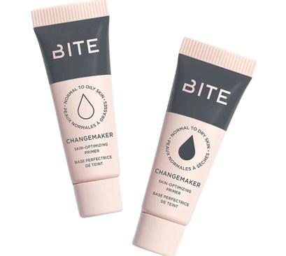 Sephora Canada Promo Code Free Bite Beauty Changemaker Skin-Optimizing Primer Deluxe Mini Sample Canadian GWP Beauty Offer - Glossense