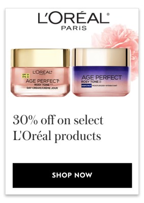 Shoppers Drug Mart Canada SDM Beauty Save on LOreal Products Canadian Deals Sale - Glossense