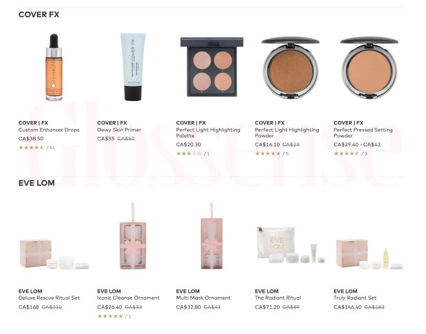 Beautylish Spring into Summer Event 2020 6a - Glossense