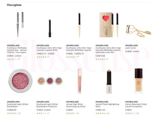 Beautylish Spring into Summer Event 2020 7a - Glossense
