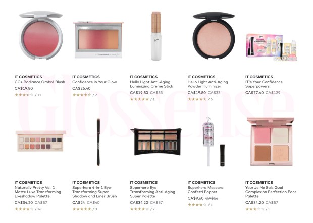 Beautylish Spring into Summer Event 2020 9a - Glossense