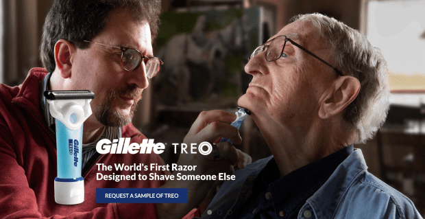 Canadian Freebies Free Gillette TREO Razor Sample for Caregivers - Glossense