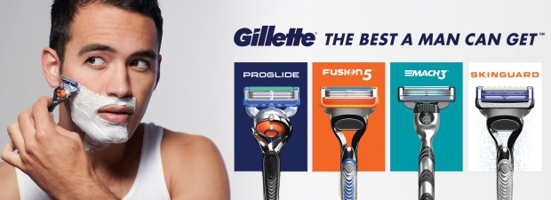 Gillette Canada Free 10 Prepaid Card with Purchase Canadian Rebate Offer - Glossense