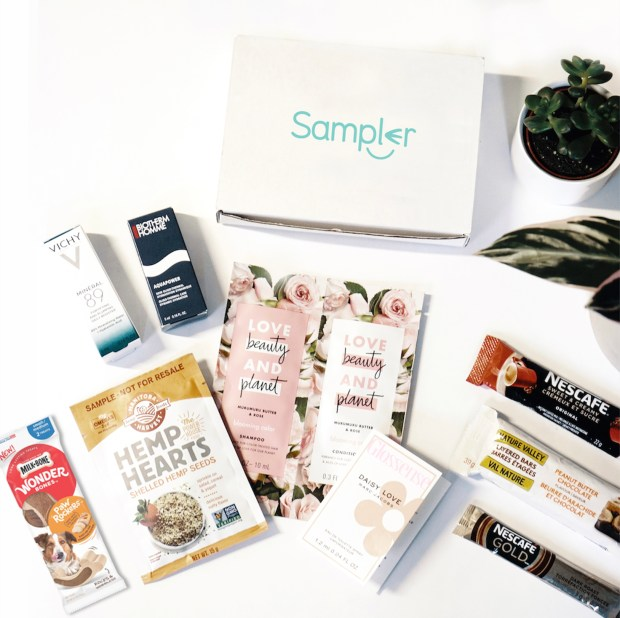 Sampler Canada June 2020 SamplerParty Coming Soon NEW Canadian Freebies Samples Free Stuff - Glossense
