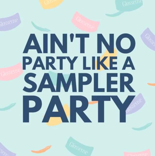 Sampler Canada June 2020 SamplerParty Coming Soon NEW Canadian Freebies Samples - Glossense