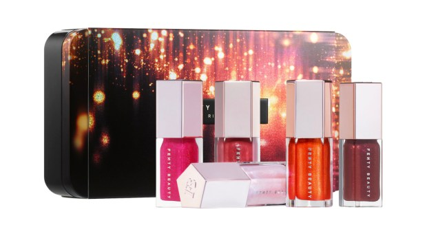 Sephora Canada Hot Summer Sale 31 Off Fenty Beauty Glossy Posse Mini Gloss Bomb Set 2020 Canadian Deals - Glossense