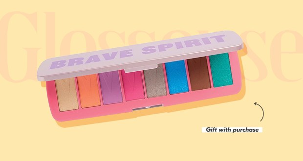 Shoppers Drug Mart Canada Shop Revolution Receive Free Brave Spirit Palette Canadian Gift with Purchase Offer - Glossense