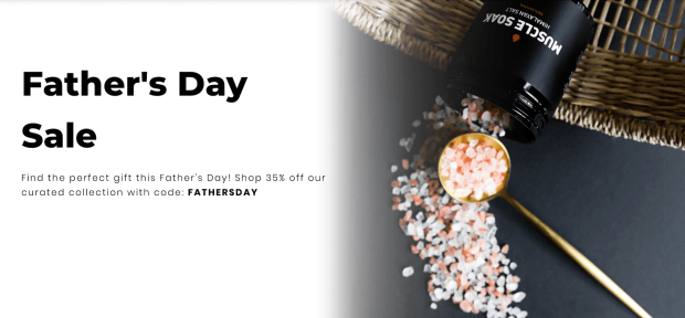 Way of Will Canada Save 35 Off Select Items for Father's Day Promo Code 2020 Canadian Deals Sale - Glossense