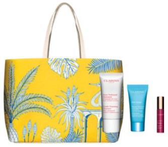 Beauty by Shoppers Drug Mart Canada Shop Clarins Receive Free 4-pc Sun Set Canadian Gift with Purchase Offer - Glossense