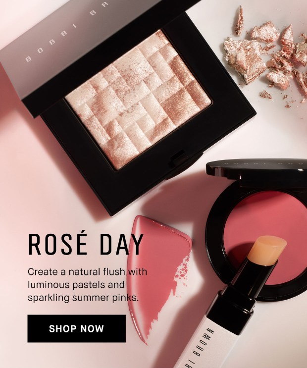 Bobbi Brown Cosmetics Canada Celebrate National Rose Day Free GWP Offer Free Shipping 2020 Canadian Deals - Glossense